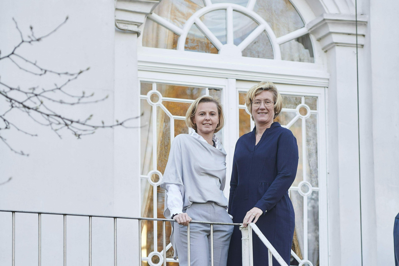 Advocaten Kristin Dewever en Aniek Van de Velde