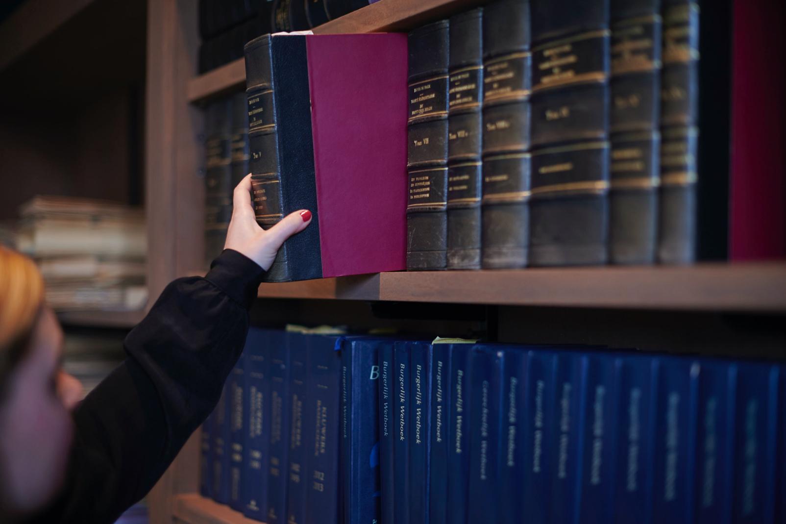 Bibliotheek Dewever & Van de Velde