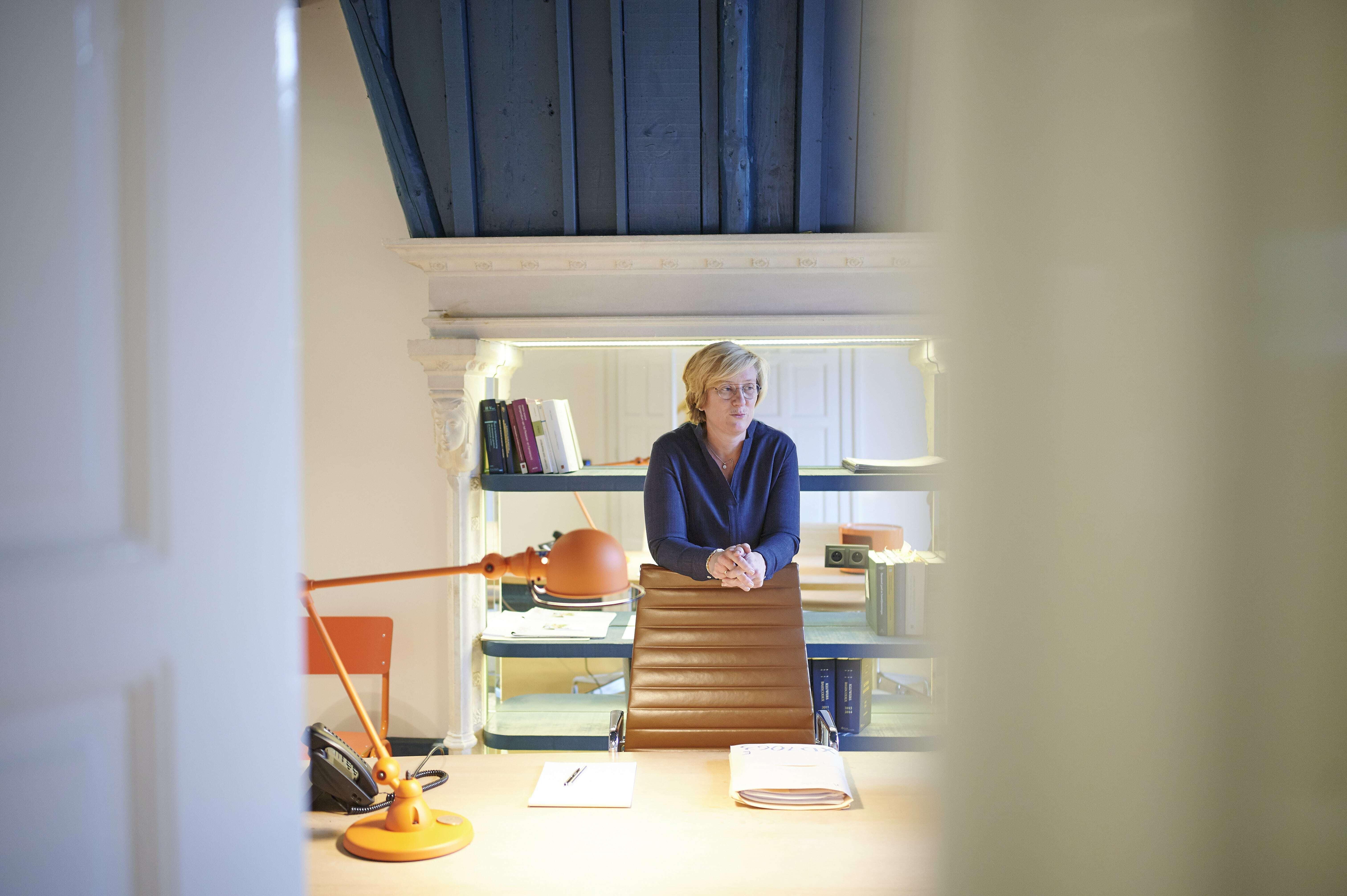 The office Dewever & Van de Velde